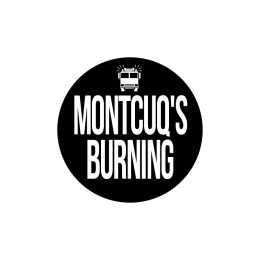 Montcuq's Burning