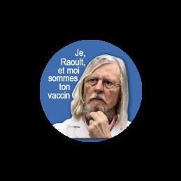 Raoult - Je suis ton vaccin