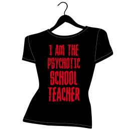 I am the Psychotic School...