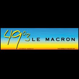 49°3 le macron