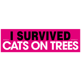 I Survived Cats on Trees