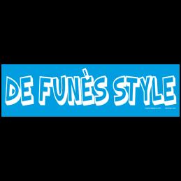 De Funes Style