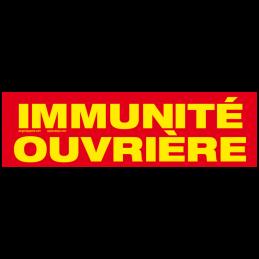 Immunité Ouvriere