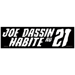 Joe Dassin habite au 21