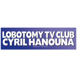Lobotomy TV Club Hanouna