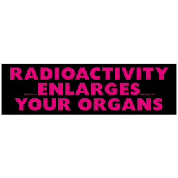 Radio Activity Enlarges...