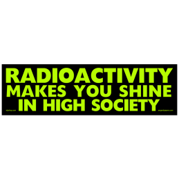 Radio Activity Makes You...