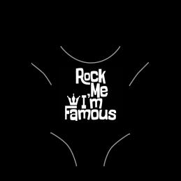 Rock me, i'm famous