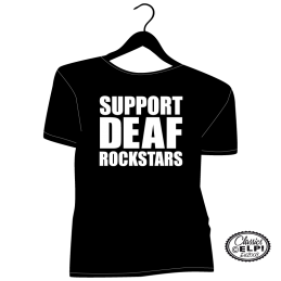 Support Deaf Rockstars Classic