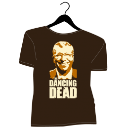T-shirt Balkany Humour