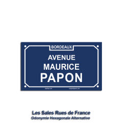 Avenue Maurice Papon