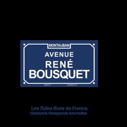 Avenue René Bousquet