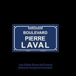 Boulevard Pierre Laval