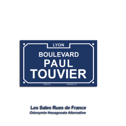 Boulevard Paul Touvier