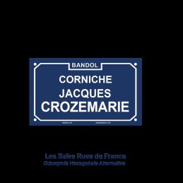 Corniche Jacques Crozemarie