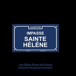 Impasse Sainte Helene