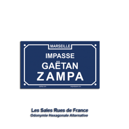 Impasse Gaetan Zampa