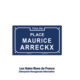 Place Maurice Arreckx