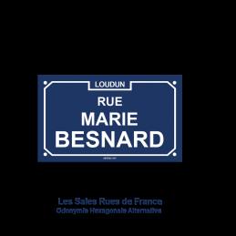 Rue Marie Bernard