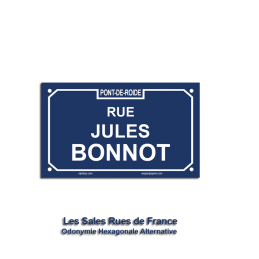 Rue Jules Bonnot