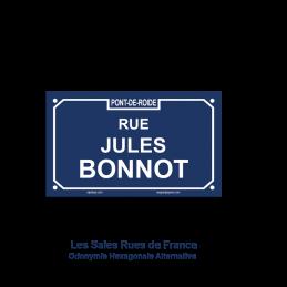 Rue Jules Bonnot