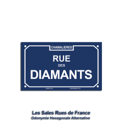 Rue des diamants