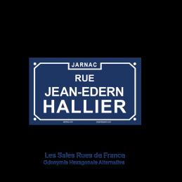 Rue Jean-Edern Hallier