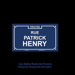 Rue Patrick Henry