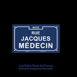 Rue Jacques Medecin
