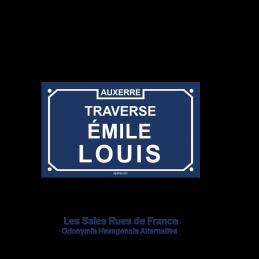 Traverse Emile Louis
