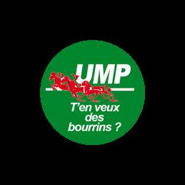 UMP - T'en veux des bourrins ?