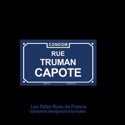 Rue Truman Capote