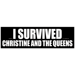 I survived Christine and...