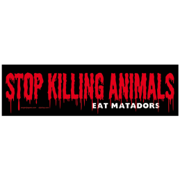 Stop Killing Animals - Eat...