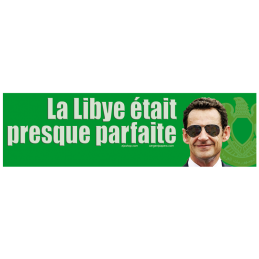 La Libye était presque...