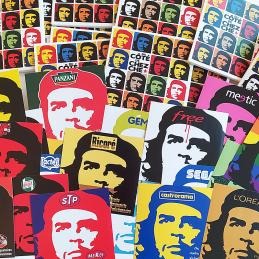 * Pochette de 8 stickers (Che)