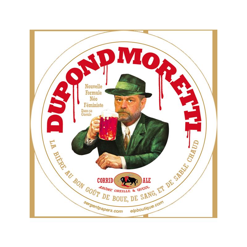 magnet Dupond Moretti