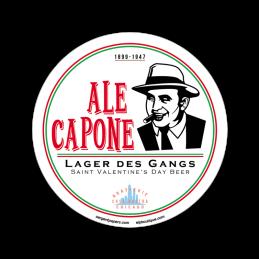 Sous-Bock Ale Capone Lager des gangs