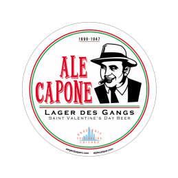 Décapsuleur Porte-clef Ale Capone