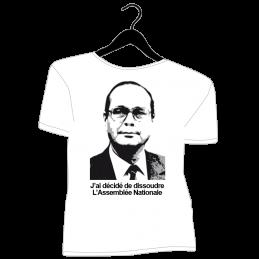 Chirac - J'ai décidé de...