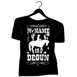 My name is degun