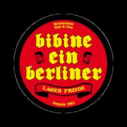 Bibine ein Berliner